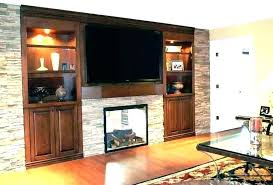 new fireplace installation co custom electric entertainment center installations