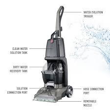 hoover professional series turbo scrub