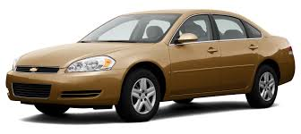 Amazon.com: 2007 Chevrolet Impala Reviews, Images, and Specs: Vehicles