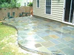flagstone patio cost flagstone installation flagstone patio costs installed