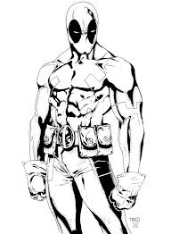 You can use our amazing online tool to color and edit the following deadpool coloring pages. Free Printable Deadpool Coloring Pages For Kids