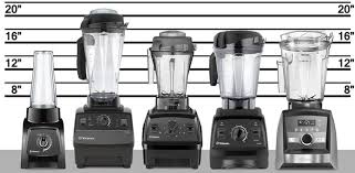 Blendtec Comparison Chart Which Vitamix To Buy Comparison Of Models In 2019 Joy Of