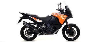 2018 ktm adventure 800. delighful ktm maxi racetech exhaust by arrow ktm  1290 super adventure 2018 to ktm adventure 800