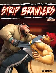 ENG Braford Strip Brawlers Read Bara Manga Online