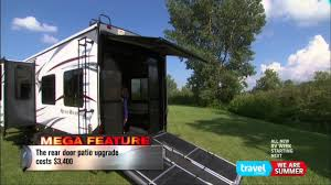 new 2016 heartland road warrior 425 toy hauler fifth wheel at blue dog rv troutdale or 153066