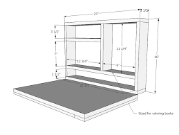 woodworking fold down wall desk plans pdf