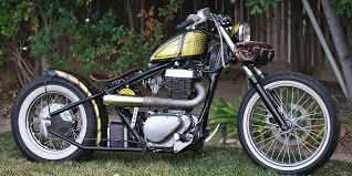ryca motors rr 1 hardtail bobber bikes pinterest bobbers