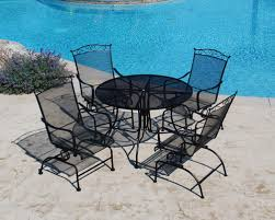 green wrought iron patio furniture. green wrought iron patio furniture