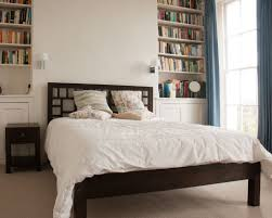 dark wood bedroom decor furniture