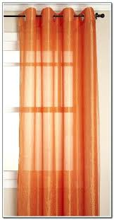 geometric orange curtains great sheer orange curtains and burnt orange sheer curtains best furniture design concept