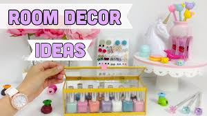 Cheap Crafts Easy Cheap Room Decor Ideas Crafts With Recycled Items Youtube