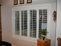 Stylish Window Shutters Interior