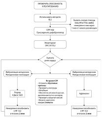 Тольяттинский медицинский консилиум  Рис 2 Алгоритм квалифицированного поддержания жизни advanced life support als