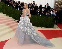 Ibm S Watson Helped Design Karolina Kurkova S Light Up Dress For