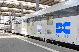 dellner patronized the social action of increasing awareness and initiating a fight against the blood cancer a dkms special train rolled through germany