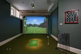 beautiful simulator throughout best home golf simulator