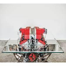 my engine tables and desks ferrari