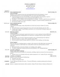 Horticulture Resume For Study Landscape Architecture Samp Sevte