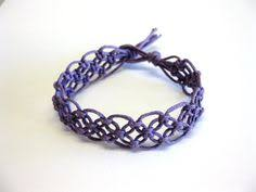 Macrame Bracelet Patterns Awesome Beginners Macrame Knotted Bracelet Pdf Tutorial Pattern Easy Red Diy