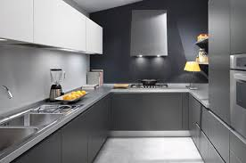 modern kitchen cabinets styles. contemporary kitchen cabinet style - neat spaces, minimal decoration, modern fittings and stainless steel cabinets styles t