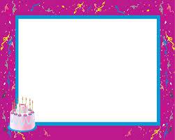 happy birthday frame wallpaper full hd