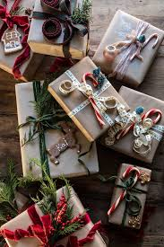 gift wrapping ideas halfbakedharvest holiday diy crafts