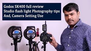 ox sk400 full review in hindi studio flash light photography tips