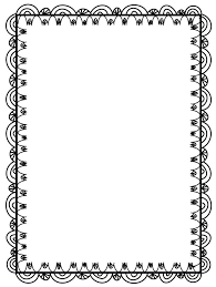 Free Page Borders For Microsoft Word Unique Page Borders For Ms Word 44 Free Download Flowersheet