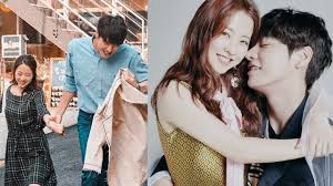 highlight sweet scenes park bo young and kim young k on your wedding day