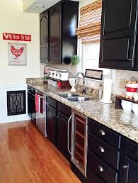 general finishes milk paint kitchen cabinets. painted kitchen cabinets {general finishes lamp black milk paint} general paint s