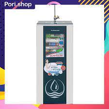 Máy lọc nước Sunhouse 10 lõi nóng lạnh , máy lọc nước RO cao cấp -  SHR88210K, Giá