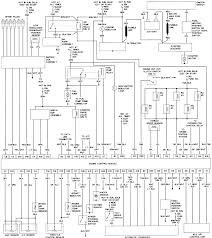 repair guides wiring diagrams wiring diagrams com 12 3 1l vin t and 3 4l vin x engine control wiring diagram 1991 93 vehicles