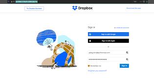 Dropbox Integration - Authomize