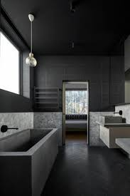 Badezimmer Schwarz Schlafzimmer Wandfarbe Konzeption