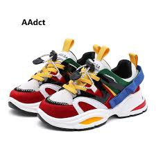 <b>Aadct 2019</b> Running Sports Kids Shoes For Girls Spring New ...
