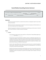 Consulting Contract Template Free Download Free Consultant Contract Template Consulting Download Fresh