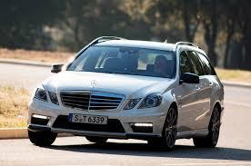 2012 Mercedes-Benz E63 AMG Wagon Photo Gallery - Autoblog
