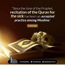 Recite The Holy Quran For The Sick As A Means Of Spiritual Healing
