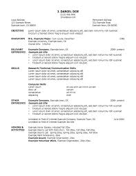 examples of basic resumes for jobs resume template for job work resume instance work resume example