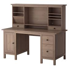 hemnes desk with add on unit white stain ikea