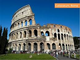 world famous architecture buildings. Colosseum, Rome; 16. World Famous Architecture Buildings