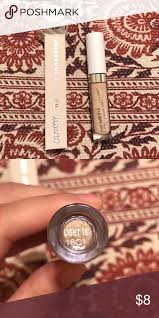 colourpop no filter concealer swatched the concealer to determine it was not my shade light 18 colourpop makeup concealer