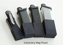 Spare Magazine Holder Concealed Magazine HolderPouch Conceal your spare magazine 1