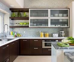 contemporary kitchens. Sophisticated, Not Stark Contemporary Kitchens E