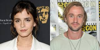 Tom felton and emma watson were previously surrounded by romance rumours (picture: Emma Watson Tom Felton Dating Timeline Are Harry Potter Co Stars Tom Felton And Emma Watson Really Dating