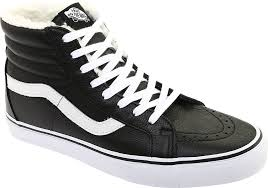 vans premium leather sk8 hi reissue high top