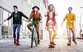 English fashion teens music