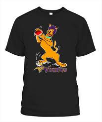 Trending T Shirt Designs Scooby Doo Vikings Gift Trending Design T Shirt