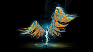 wallpaper hd abstract 1080p. Simple 1080p Cool Angel Abstract 1080p Wallpaper And Hd P
