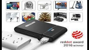 Giới thiệu Sạc dự phòng cho Laptop RAVPower 27000mAh - Antien vn - YouTube
